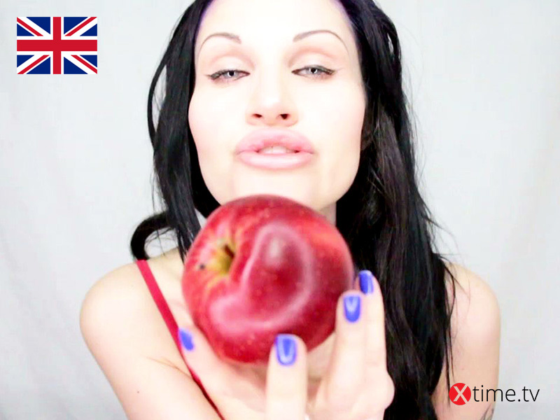 Red Erotic Apple...