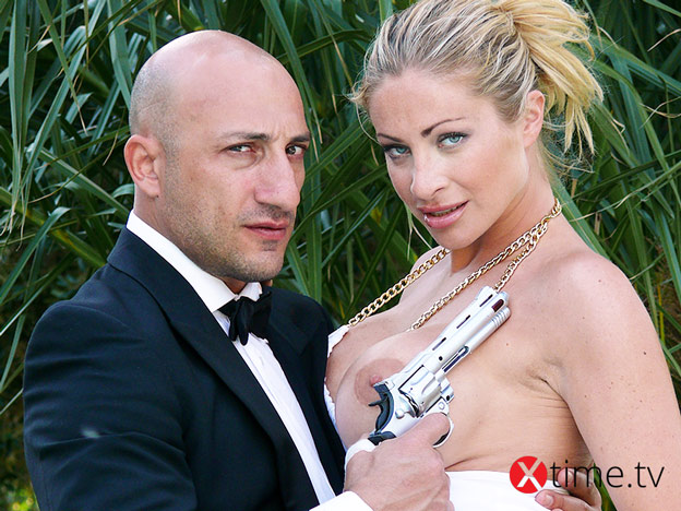 James Bondage (Film porno completo)